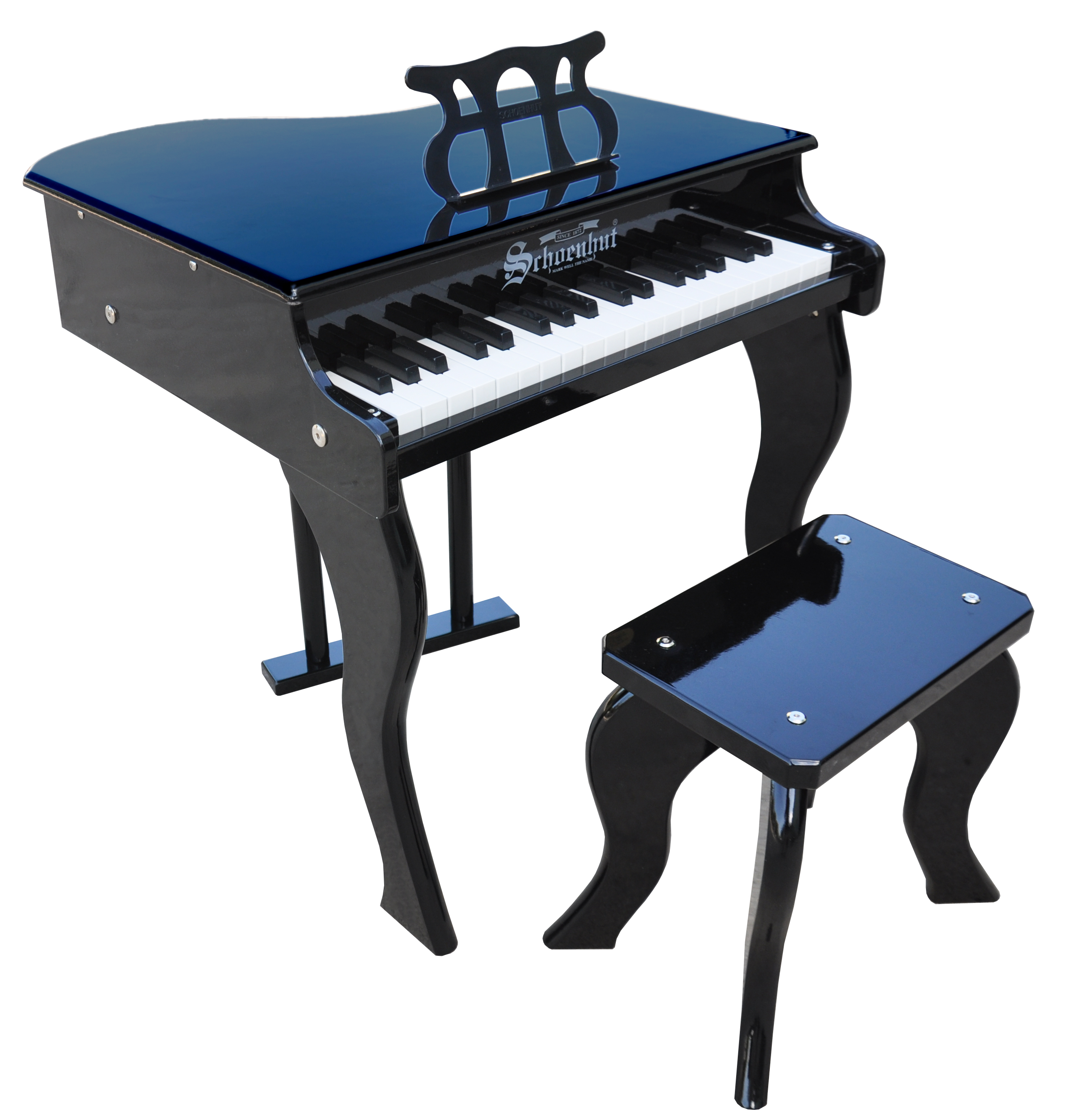 Schoenhut's 37 Key Elite Baby Grand