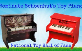 Nominate Schoenhut's Toy Piano (7)
